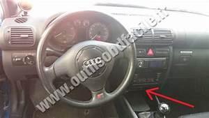 Audi S3 La Centrale : prise obd2 dans les audi s3 8l 1999 2003 outils obd facile ~ Gottalentnigeria.com Avis de Voitures