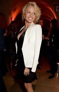 Pamela Anderson - Project Polunin at Banqueting House ...