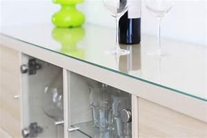 Regal Mit Tisch Ikea : praktische glasplatte f r ikea lack tisch ikea hacks ~ Sanjose-hotels-ca.com Haus und Dekorationen