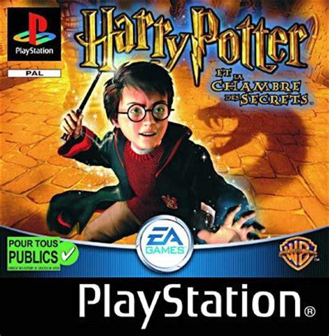 harry potter et la chambre des secrets ps1 harry potter and the chamber of secrets e iso
