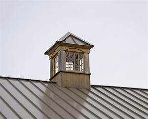 New england barn barn accessories for Cupola with windows