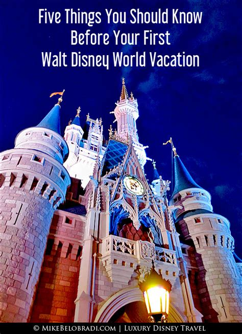 Walt Disney World Address For Resume by Mike Belobradic 5 Things You Should Before Your