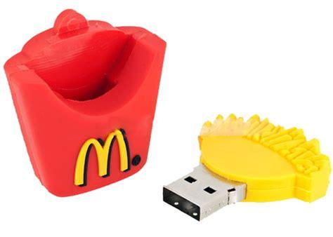 mcdonalds french fries design usb flash drive