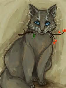 Warrior Cats Cinderpelt