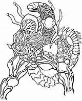 Predator Coloring Alien Vs Colouring Aliens Vm Adult Adults Colorear Depredador Paginas Dibujos Printable Boys Linea Visit Template sketch template