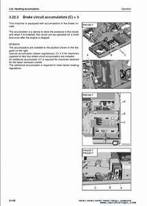 Komatsu Wheeled Excavator Pw140  160  180  200  220