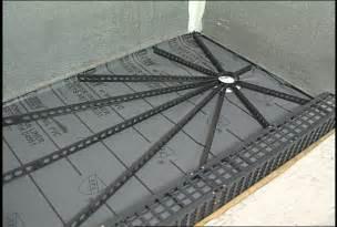 Waterproofing Shower Walls Tiling Photo