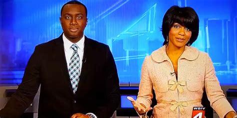 Lauren Podell, Wdiv Detroit News Reporter, Drops 'f-bomb