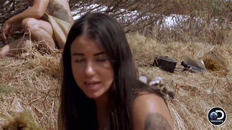 NAKED AND AFRAID Naked In The Tundra With No Fire Full HD YouTube