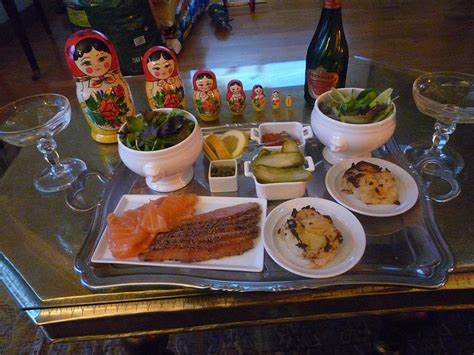 Russian Menu Ideas For The Sochi Olympics  Eating The World