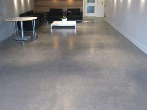 Polished Concrete Flooring   Cream Polishing   Variety of