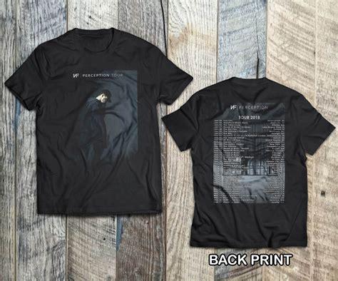 Perception Tour 2018 Black Tees Two Side.ilk001