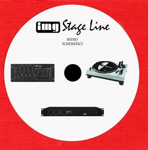 Img Stage Line Audio Repair Service Schematics On 1 Dvd In