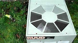 My Ruud Ac Unit Short Coil Cleaning And Third Startup Of 2012