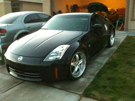 Ivanjassos 2005 Nissan 350z 35th Anniversary Coupe 2d In