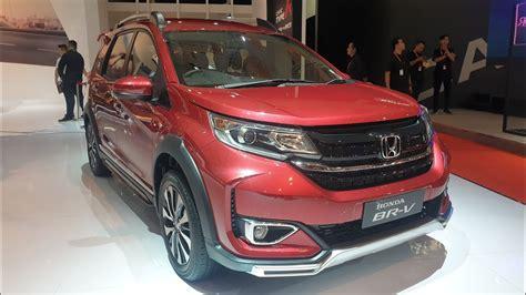 Review Honda Brv 2019 by Honda Br V E Cvt Prestige Facelift 2019 Dg1 In Depth
