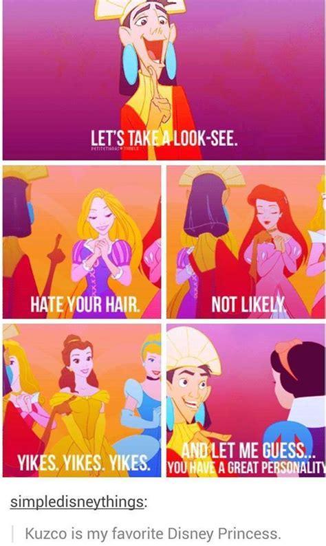 kuzco   disney princess meme  charies memedroid