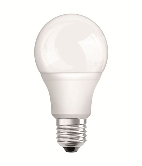 osram led light bulb cl a 60 7 5w yellow typeled
