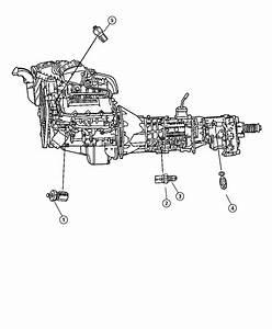 2000 Jeep Grand Cherokee Sending Unit  Sensor  Oil Pressure  Acx  Xxr  Drivetrain