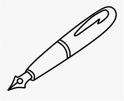 Pen Annotation Ballpoint Writing Write Clipartkey