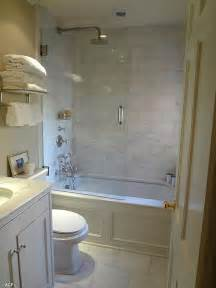 small bathroom ideas with tub and shower write - Great Ideas For Small Bathrooms