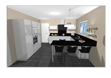 id馥 implantation cuisine implantation cuisine ouverte des idées pour le style de maison moderne et la conception d 39 image