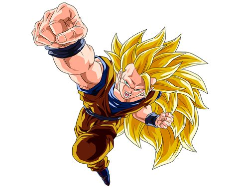 Goku Ssj3 4k Ultra Hd Fond Dcran And Arrire Plan