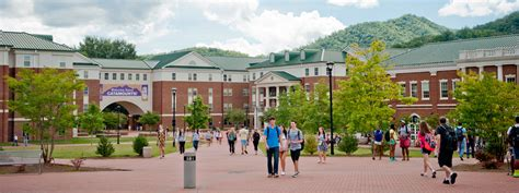 western carolina university academic calendar fall university