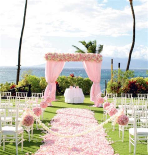 Stylish Beach Weddings Archives Weddings Romantique