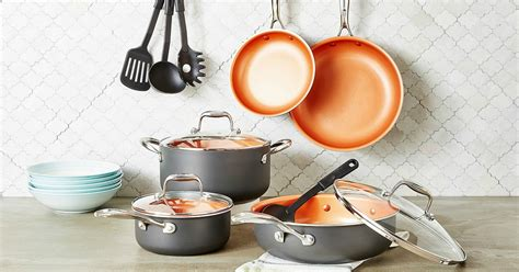 crux  piece copper titanium cookware set   shipped regularly  hipsave