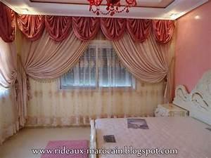 Rideaux Style Romantique : rideaux marocain ~ Melissatoandfro.com Idées de Décoration