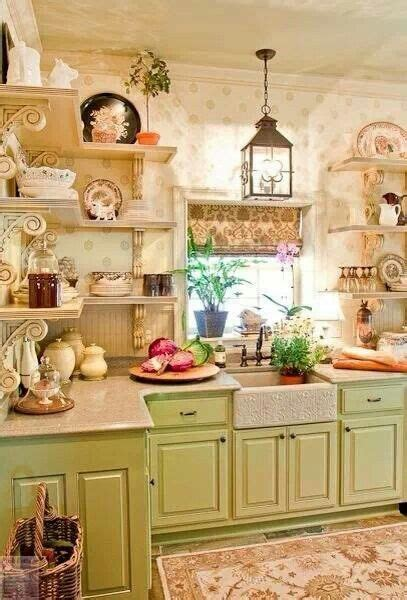 pink kitchen cabinets 1500 best shabby chic kitchens images on 1500
