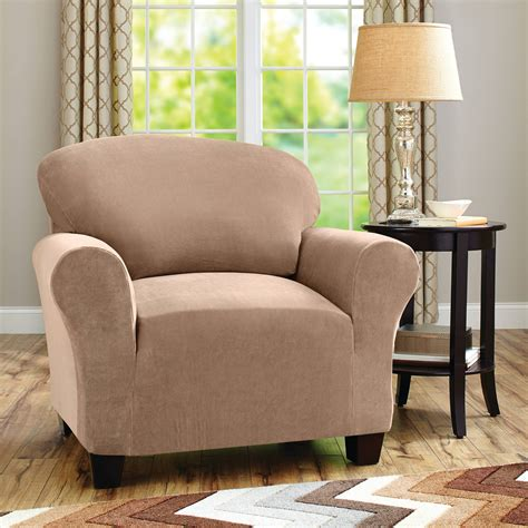 walmart chair slipcovers sure fit cotton duck dining chair slipcover walmart com