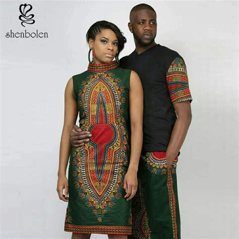 dress batik my black 2016 summer fashion africa clothing couples dress batik