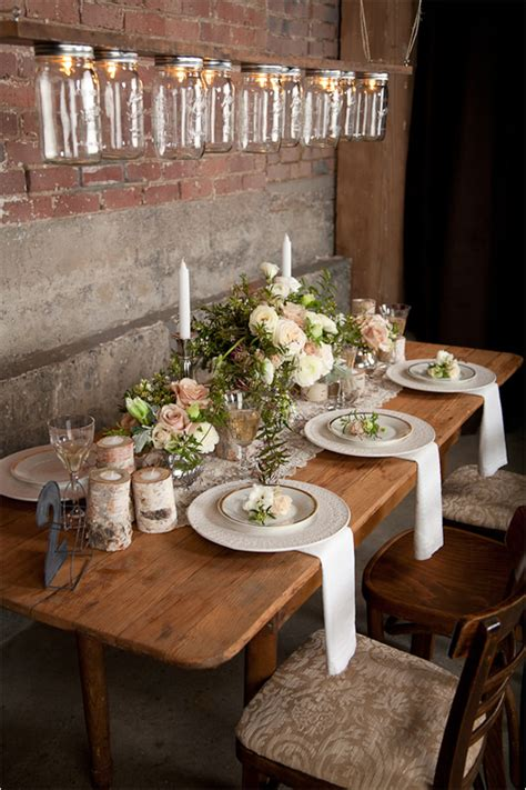 country wedding table decorations rustic elegance wedding decor wedding and bridal inspiration