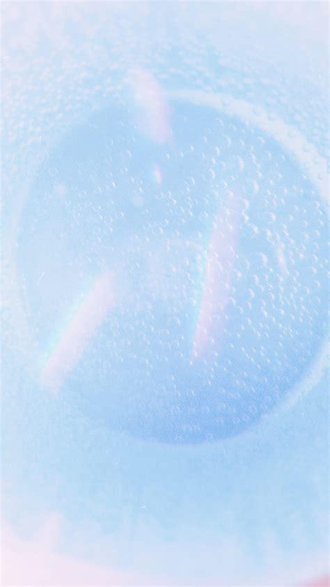 pastel blue aesthetic wallpaper for iphone by milkyyghost