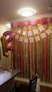 Best ideas about st birthday decorations on