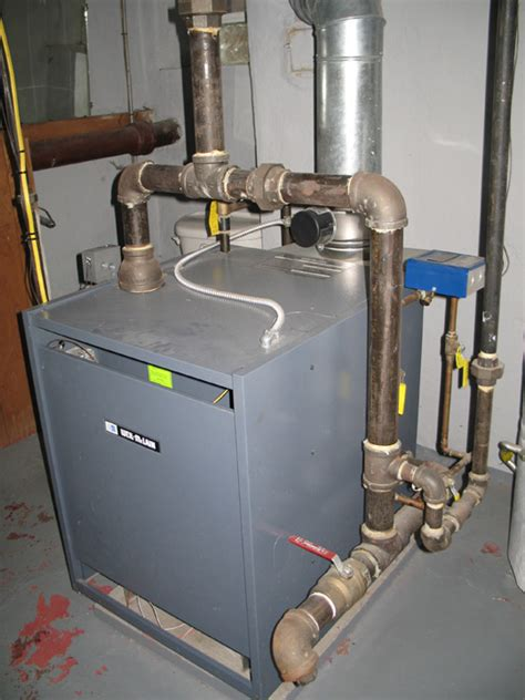 Noisy One Pipe Steam System Pittsburgh Heating Help