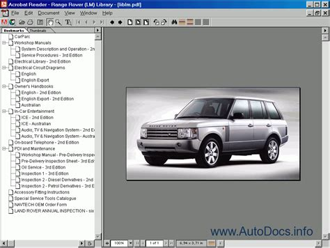 auto body repair training 2002 land rover freelander security system range rover new range rover defender discovery ii freelander 01my gt 2000 2002 repair manual