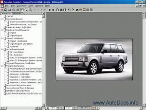 Range Rover  New Range Rover  Defender  Discovery Ii