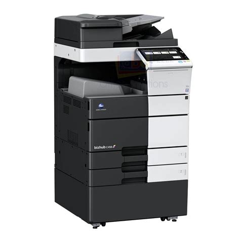 Konica minolta bizhub 4000p printer driver, software download for microsoft windows, macintosh and linux. Konica Minolta Bizhub C458 A3 Color Laser Multifunction ...
