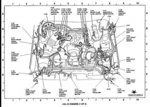 watch more like 1994 ford mustang convertible v6 engine diagram 1994 ford mustang fuse box diagram on 2001 ford mustang 3 8 v6 gas