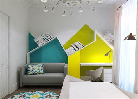couleurs pour une chambre chambre fille vert pastel