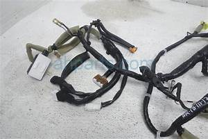 2013 Nissan Altima Main Dash Wire Harness  Sedan  At 24010