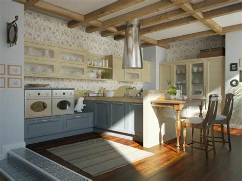 cuisine style ancien déco cuisine style ancien