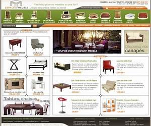 Site De Vente De Meuble : site vente de meuble le monde de l a ~ Nature-et-papiers.com Idées de Décoration