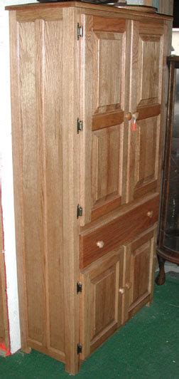 solid wood kitchen pantry cabinet solid wood pantry cabinet in home designs 8171