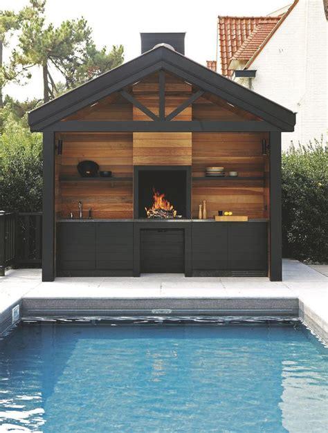 cuisine d ext 233 rieur inox mobile design barbecue plancha c 244 t 233 maison