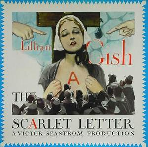 the scarlet letter victor sjostrom 1926 movie classics With the scarlet letter 1926 dvd