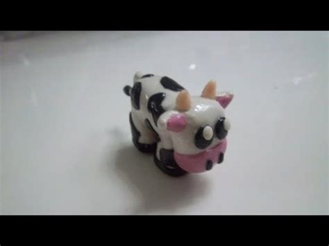 How To Sew Cowhide by How To Make A Cow Out Of Clay